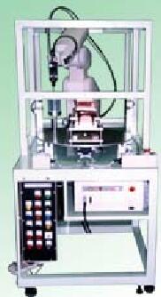6軸ロボット付2液型吐出装置